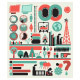 Set Elements of Infographics - GraphicRiver Item for Sale