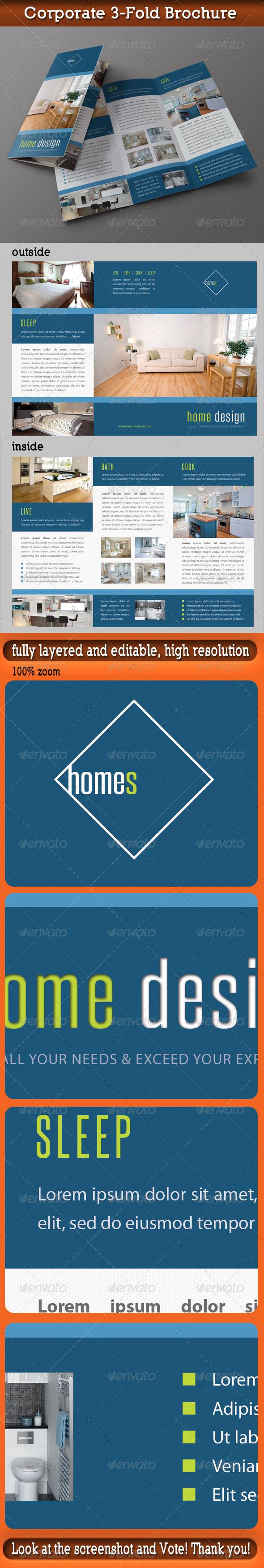 GraphicRiver Corporate 3-Fold Brochure 26 7037458