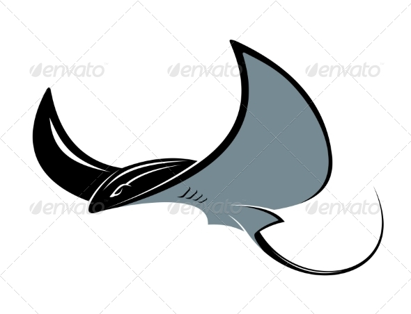 GraphicRiver Manta Ray 7039480