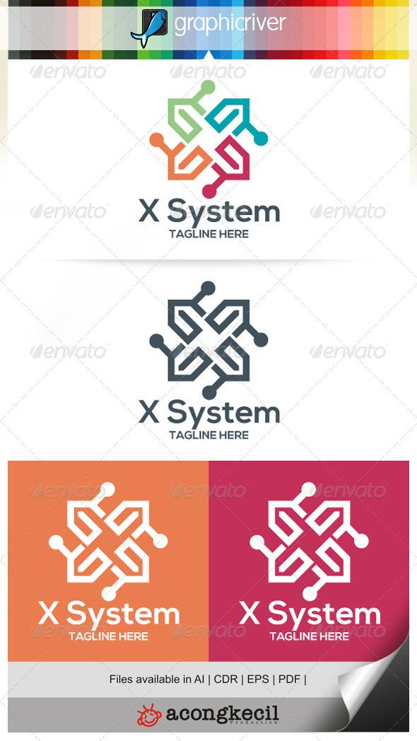 GraphicRiver X System V.5 7039886