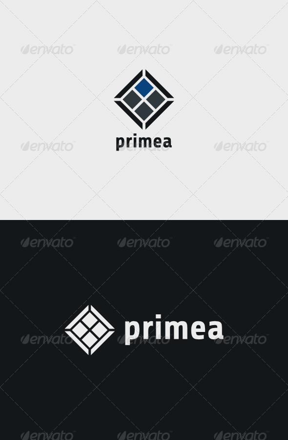 GraphicRiver Primea Logo 7039893