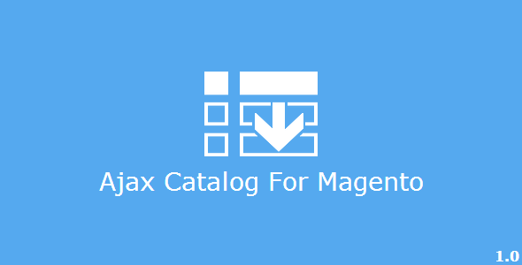 CodeCanyon Ajax Catalog for Magento 7040040