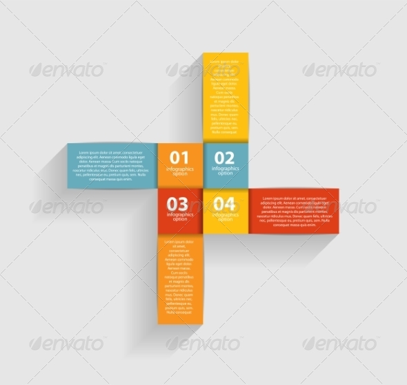 GraphicRiver Infographic Templates for Business 7040434