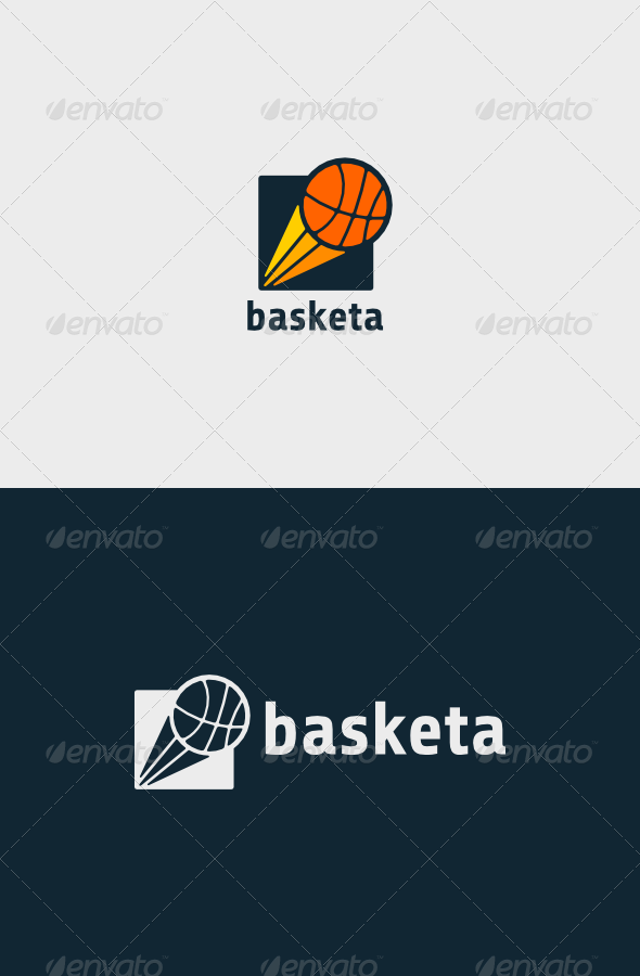 GraphicRiver Basket Logo 7040857