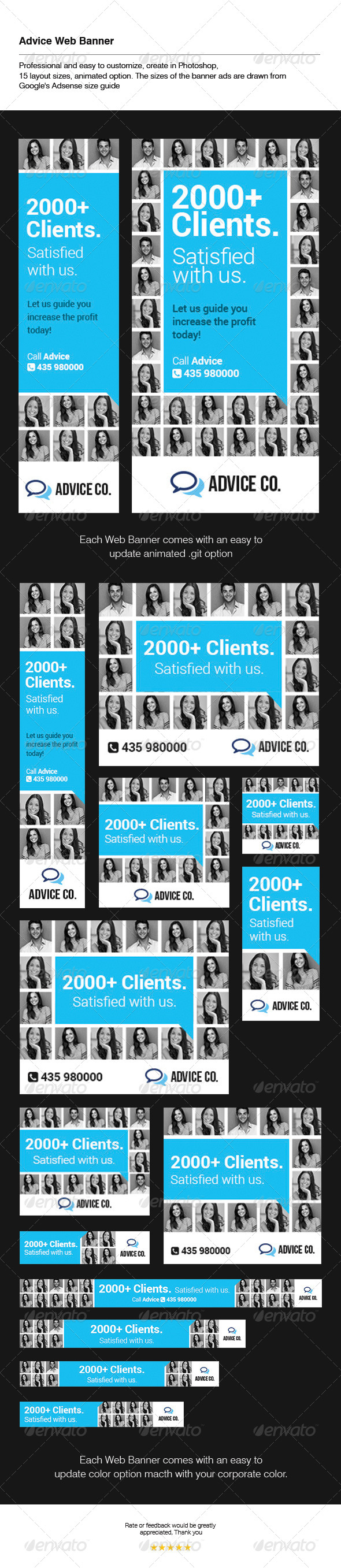 GraphicRiver Web Banner Template 7040922