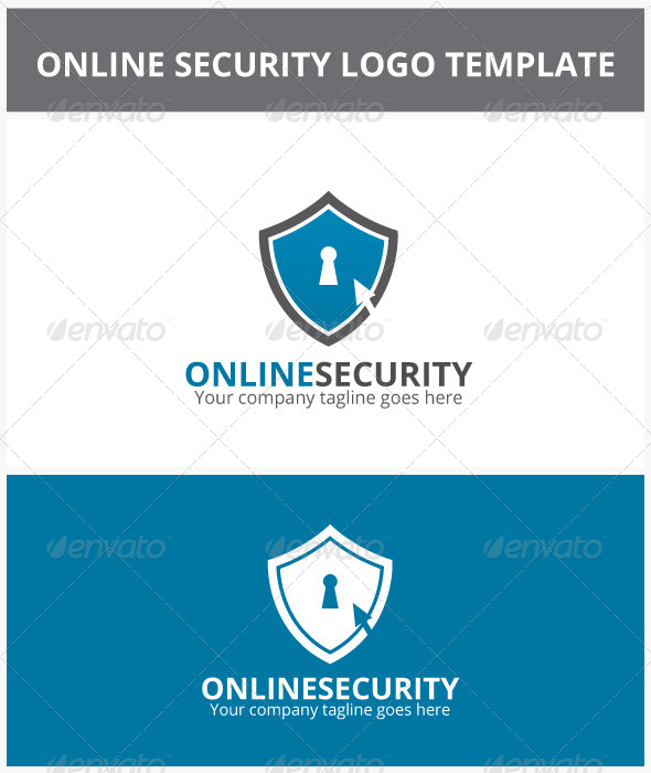 GraphicRiver Online Security Logo 7041065
