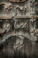 Ornate Door Hinge - PhotoDune Item for Sale