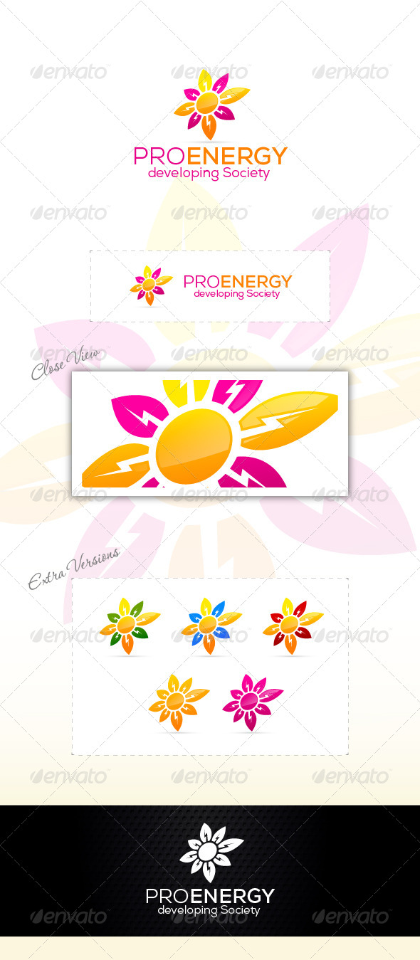 GraphicRiver Sun Energy 7041085