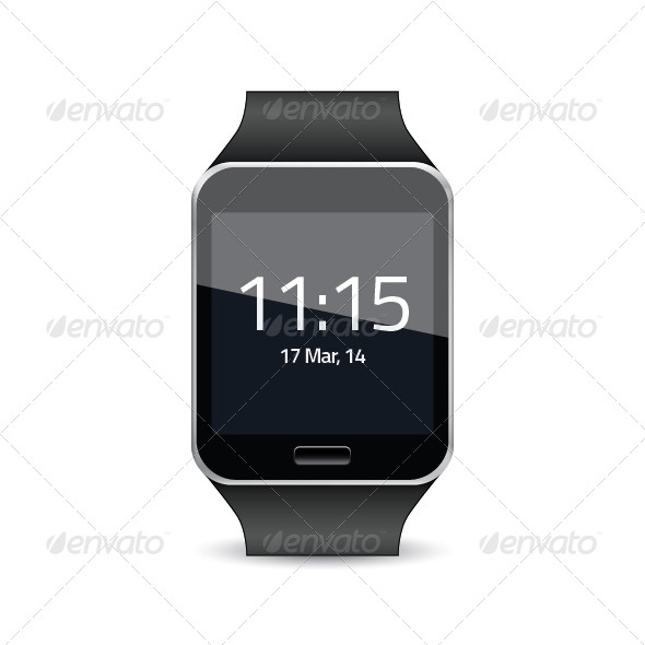 GraphicRiver Smart Watch 7041610