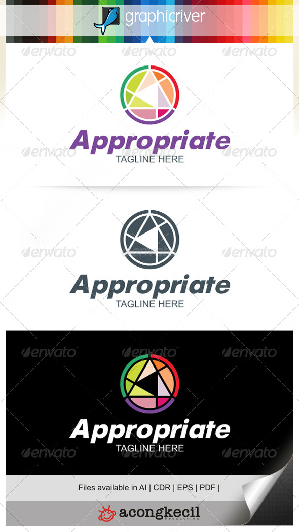 GraphicRiver Appropriate V.5 7041737