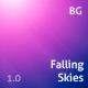 Falling Skies Backgrounds - GraphicRiver Item for Sale