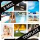 Multipurpose E-Mail Template 02 - GraphicRiver Item for Sale
