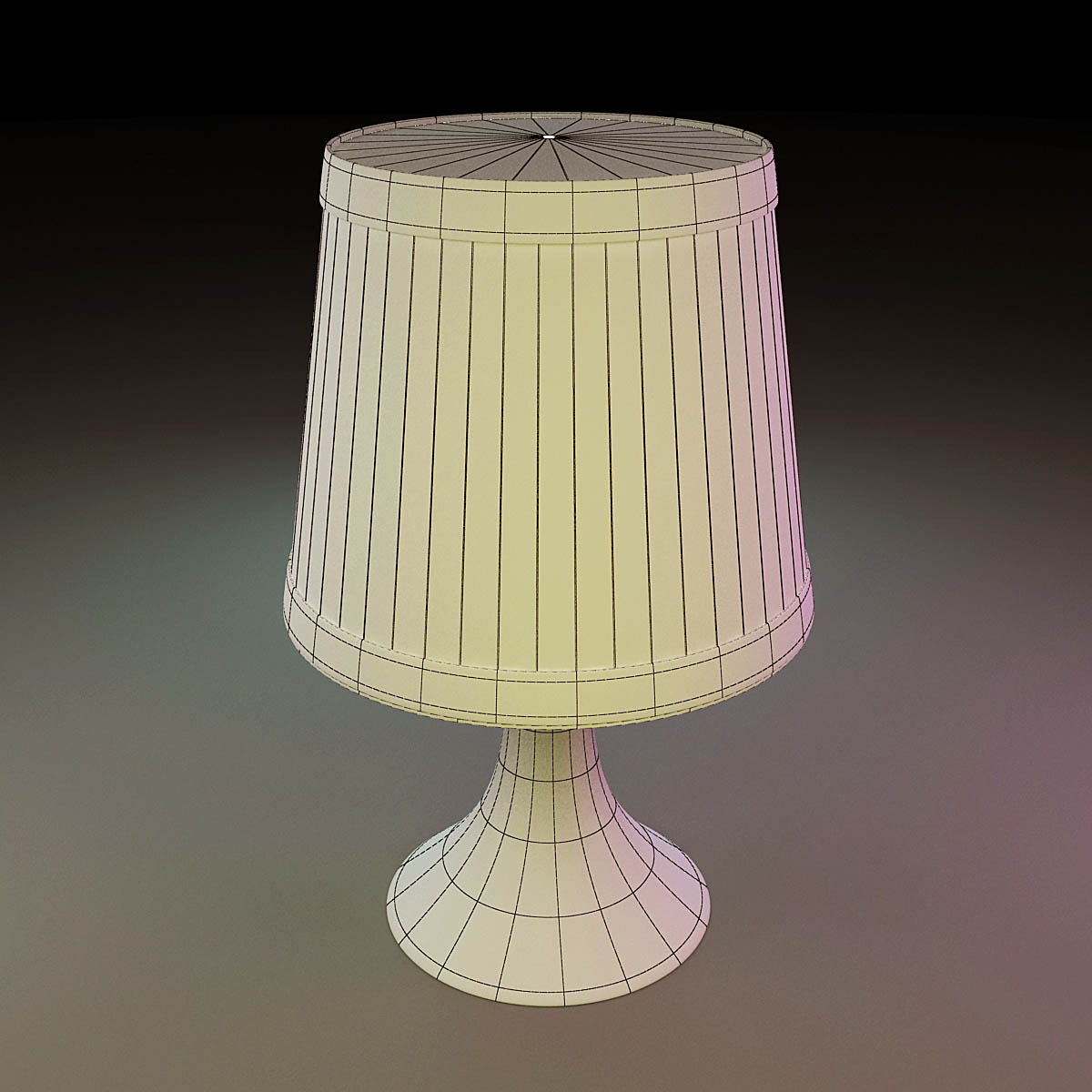 Ikea Table Lamps 10 In 1 By Sercancetin 3docean