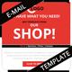 Multipurpose E-Mail Template 04 - GraphicRiver Item for Sale