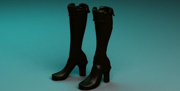 3DOcean Boots 7045325