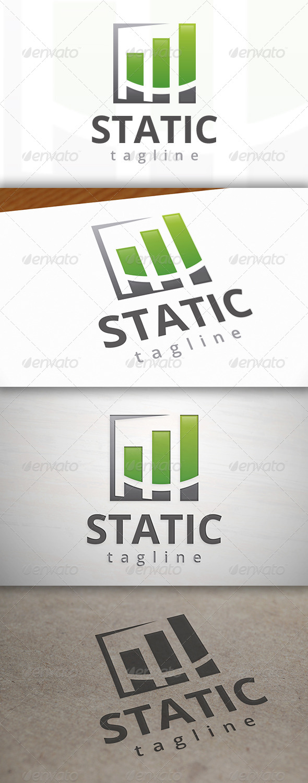 GraphicRiver Stats Logo 7045389