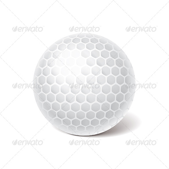 GraphicRiver Golf Ball 7045393