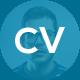 Simple European Resume - GraphicRiver Item for Sale