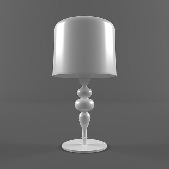 3DOcean Masiero EVA lamp 7046033