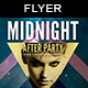 Midnight After Party | Flyer Template - GraphicRiver Item for Sale
