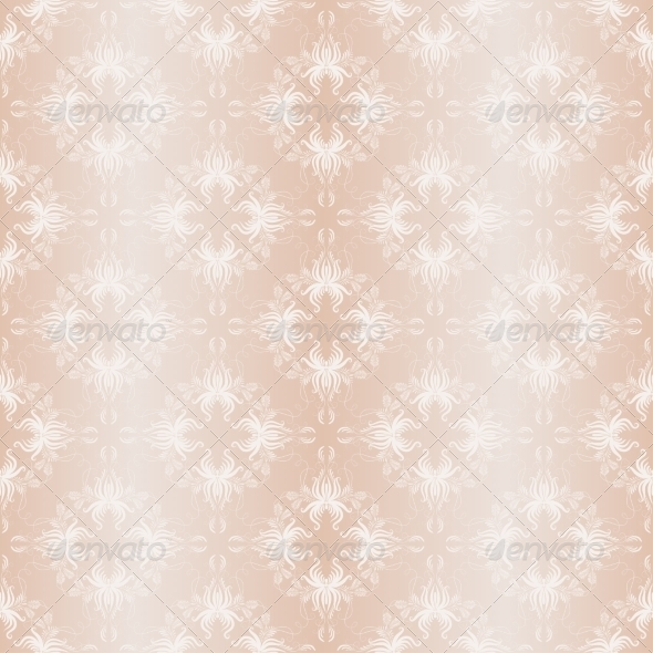 GraphicRiver Damask Seamless Vintage Ornament 7046504