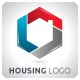 Housing Logo - GraphicRiver Item for Sale
