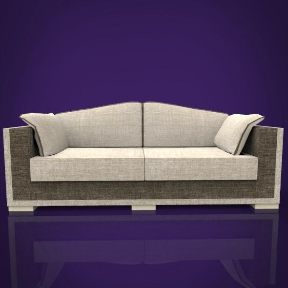 3DOcean luxury sofa 7046619