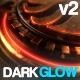 Dark Glow Logo Reveal v2 - VideoHive Item for Sale