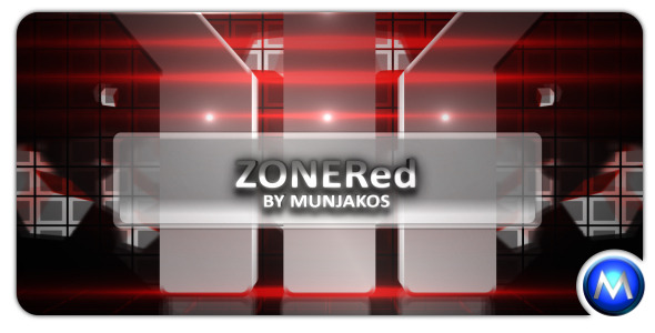 After Effects Project - VideoHive ZONERed 132016