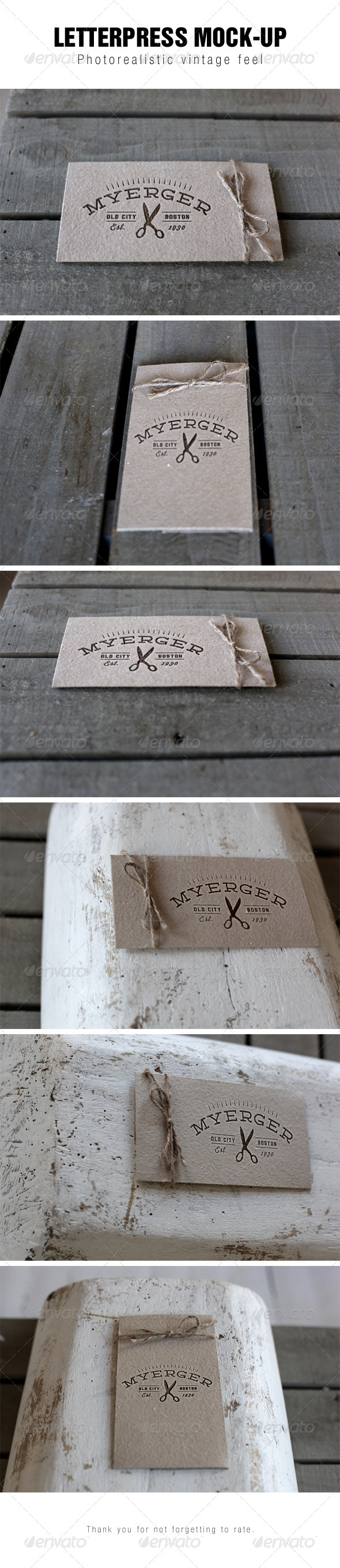 Label Mockup - Logo Product Mock-Ups