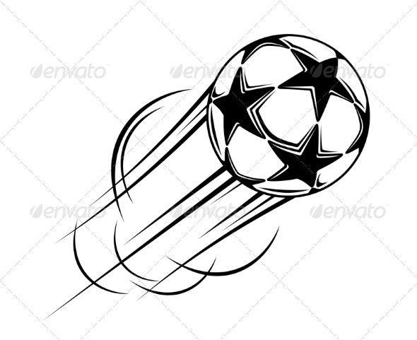 GraphicRiver Soccer Ball 7049088
