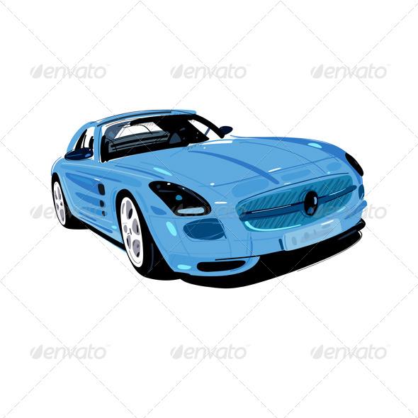GraphicRiver Auto 7049223