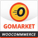 WooCommerce Supermarket Theme - GoMarket - ThemeForest Item for Sale
