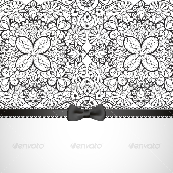 GraphicRiver Lace Background 7049363