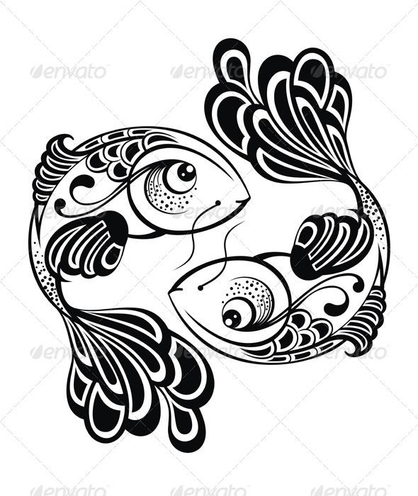 GraphicRiver Zodiac Symbol 7050228