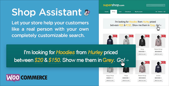 Shop Assistant for WooCommerce - CodeCanyon Item for Sale