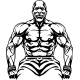 Bodybuilding and Powerlifting  - GraphicRiver Item for Sale