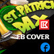 st Patrick's Day Facebook Cover Collection - GraphicRiver Item for Sale