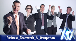Business Teamwork & Occupation