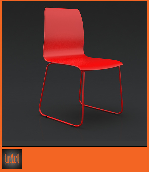 3DOcean Chair 7055246