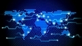 Global telecommunication concept - PhotoDune Item for Sale