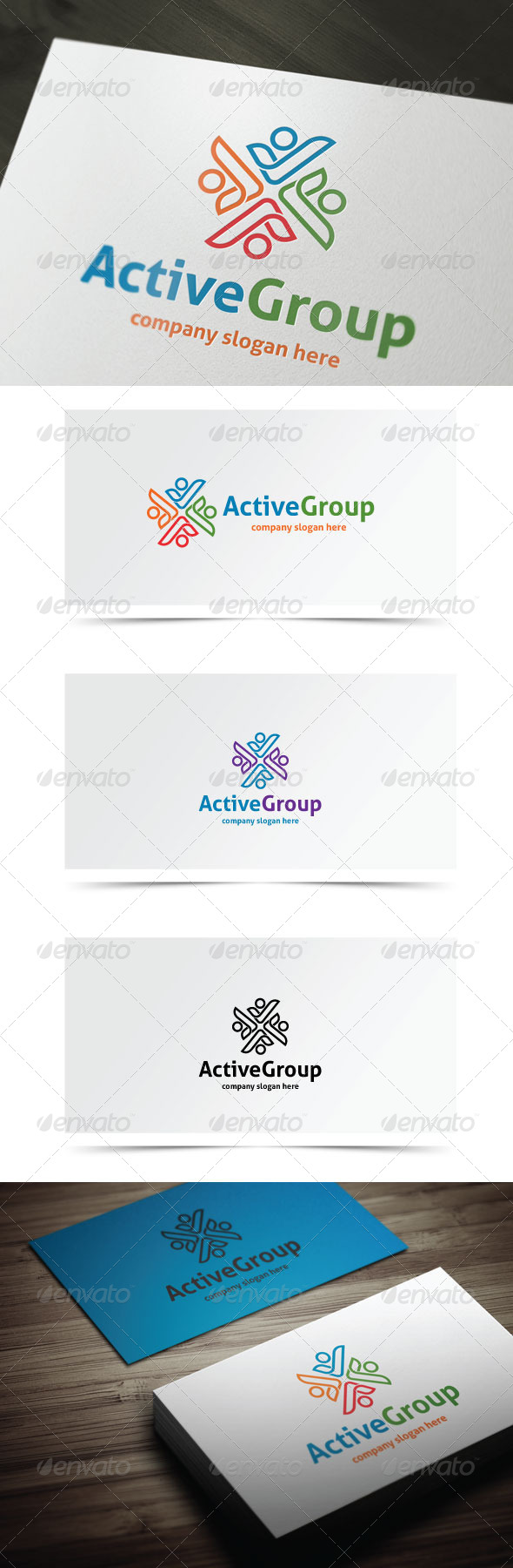 GraphicRiver Active Group 7056171