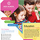 School/Education And Corporate Flyer - GraphicRiver Item for Sale