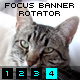 Focus XML Banner Rotator - ActiveDen Item for Sale