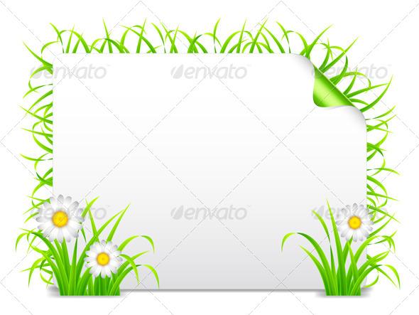 GraphicRiver Grass Banner 7056753