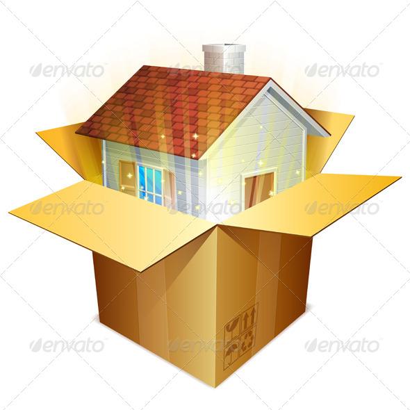 GraphicRiver Real Estate Concept 7056785