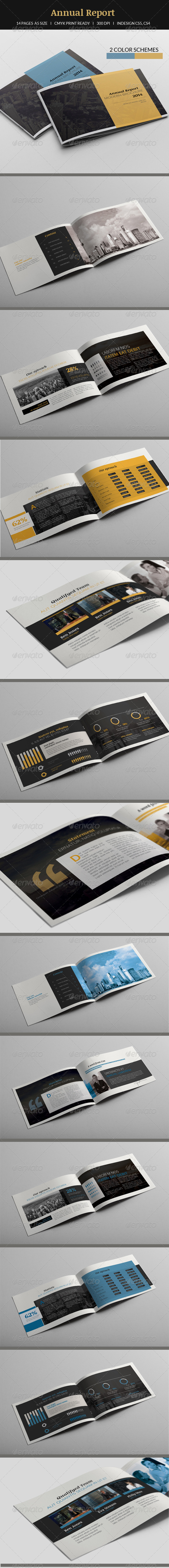 GraphicRiver Annual Report A5 7057115
