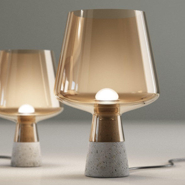 Leimu Lamp (2013) - 3DOcean Item for Sale