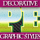 Set of Original Various Graphic Styles for Design - GraphicRiver Item for Sale