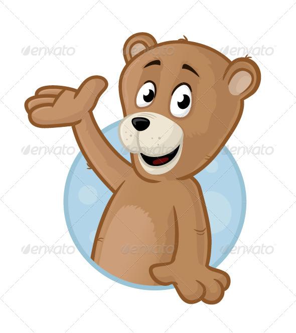 GraphicRiver Happy Bear 7059214